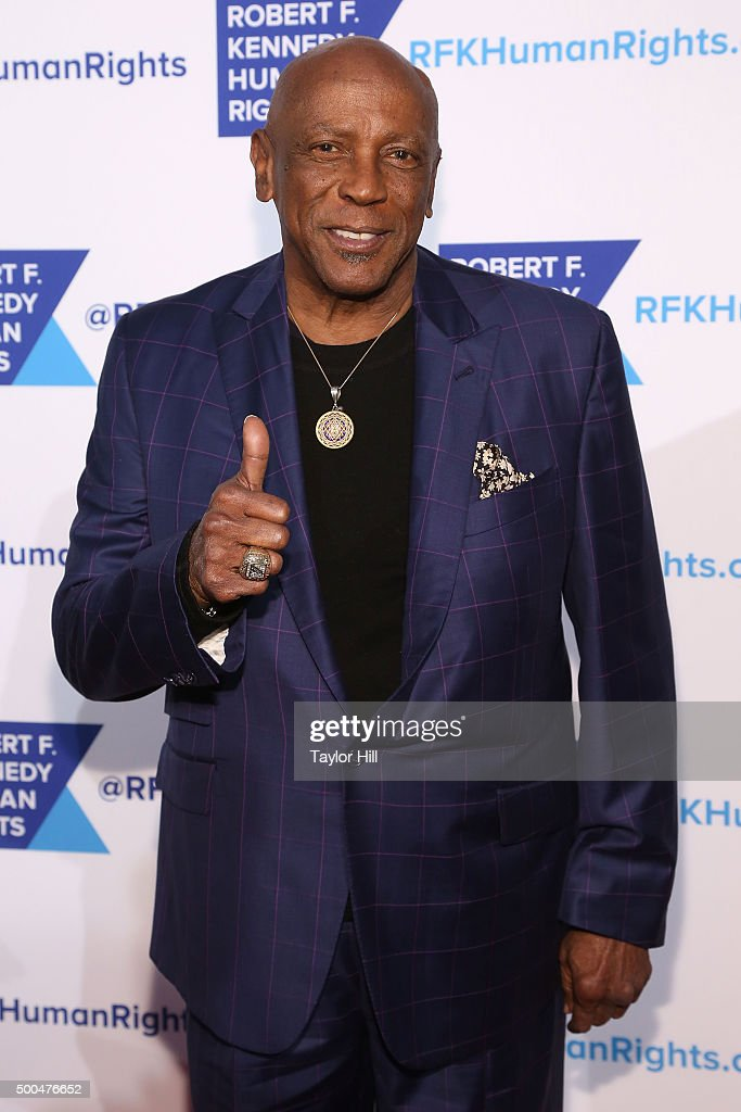 Actor Louis Gossett Jr. attends the Robert F. Kennedy Human Rights 2015 Ripple Of Hope Awards at New York Hilton Midtown on December 8, 2015 in New York City.
