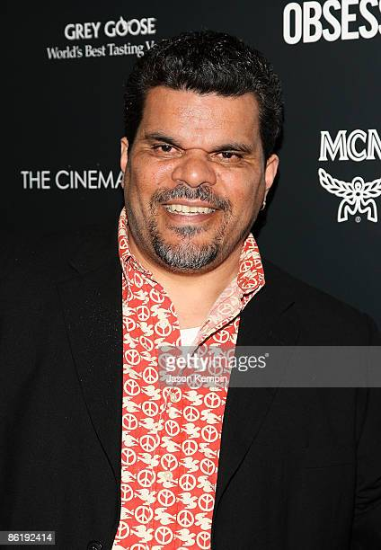 """Actor Louis Guzman attends the Cinema Society and MCM screening of """"Obsessed"""" at the School of Visual Arts on April 23, 2009 in New York City."""