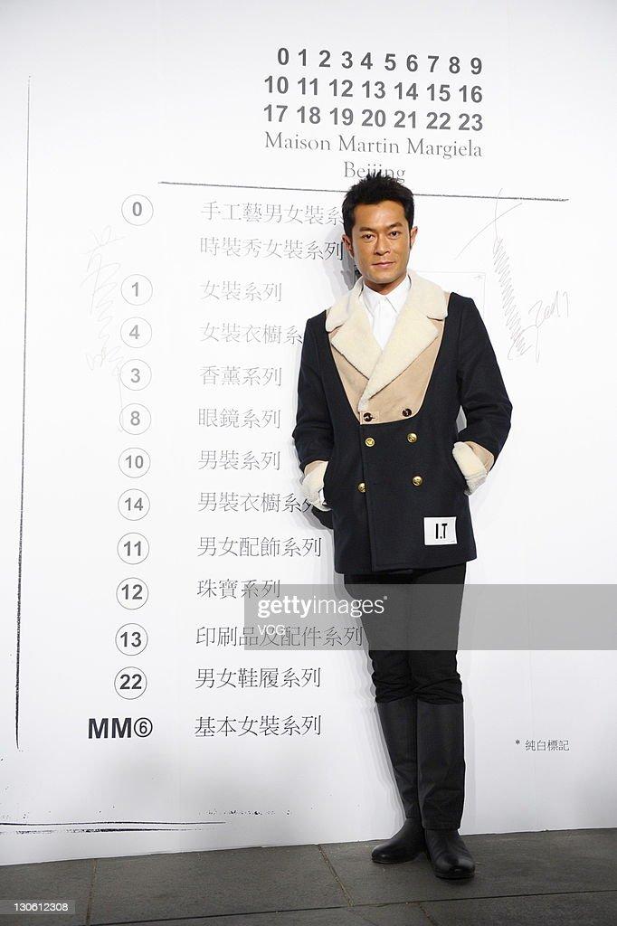 Maison Martin Margiela 2012 Fashion Show