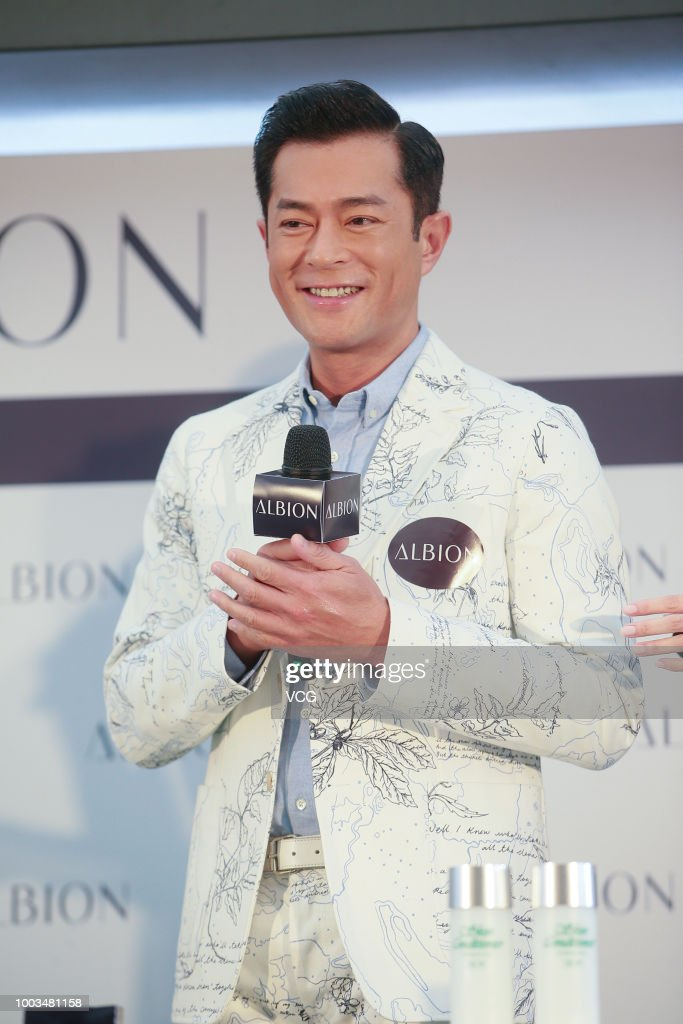 Louis Koo Attends Albion Event In Hong Kong