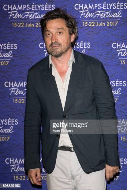 Actor LouisDo De Lencquesaing attends the 6th 'ChampsElysees Film Festival' at Cinema Gaumont Marignan on June 15 2017 in Paris France