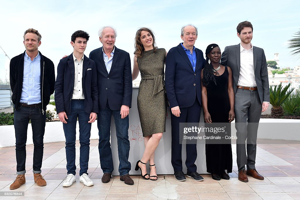 """The Unknown Girl "" Photocall - The 69th Annual Cannes Film Festival"