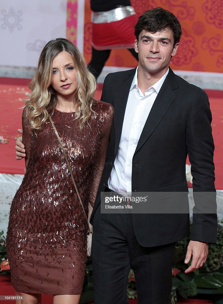Actor Luca Argentero And Wife Myriam Catania Attend Eat Pray Love News Photo Getty Images