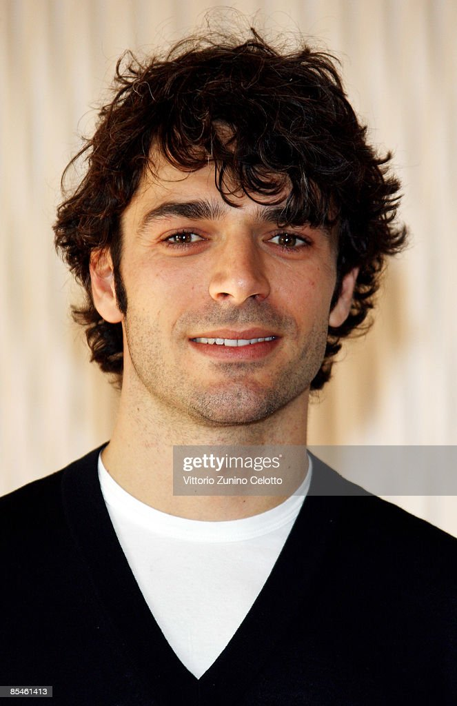 Actor Luca Argentero Attends The Diverso Da Chi Photocall Held At News Photo Getty Images