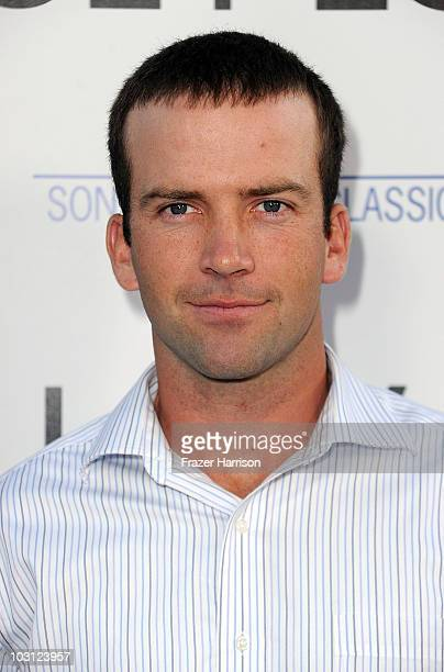 Actor Lucas Black arrives at AFI Associates Sony Pictures Classics' premiere Of Get Low held at the Samuel Goldwyn Theater inside The Academy of...