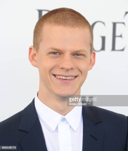 Actor Lucas Hedges arrives at the 2017 Film Independent Spirit Awards on February 25 2017 in Santa Monica California