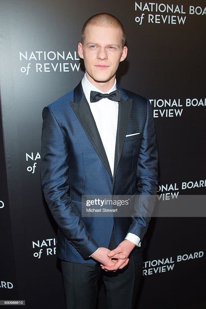 Actor Lucas Hedges attends the 2016 National Board of Review Gala at Cipriani 42nd Street on January 4, 2017 in New York City.