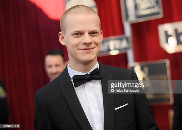 Actor Lucas Hedges attends The 23rd Annual Screen Actors Guild Awards at The Shrine Auditorium on January 29 2017 in Los Angeles California 26592_009
