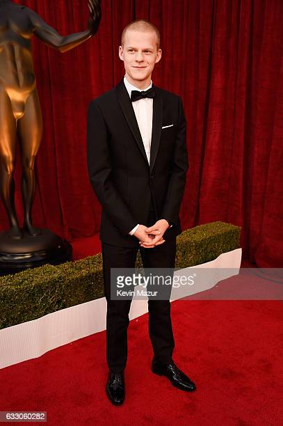 Actor Lucas Hedges attends The 23rd Annual Screen Actors Guild Awards at The Shrine Auditorium on January 29 2017 in Los Angeles California 26592_011