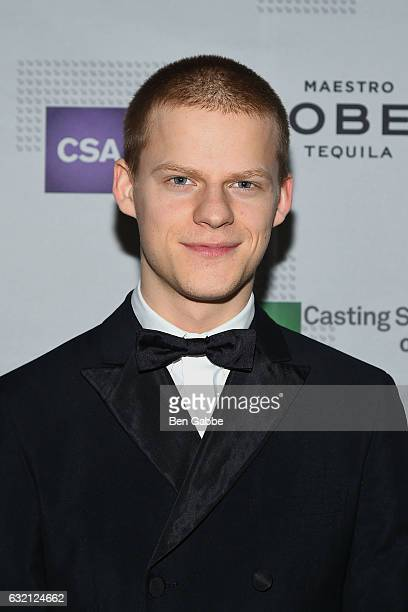 Actor Lucas Hedges attends the 32nd Annual Artios Awards at Stage 48 on January 19 2017 in New York City