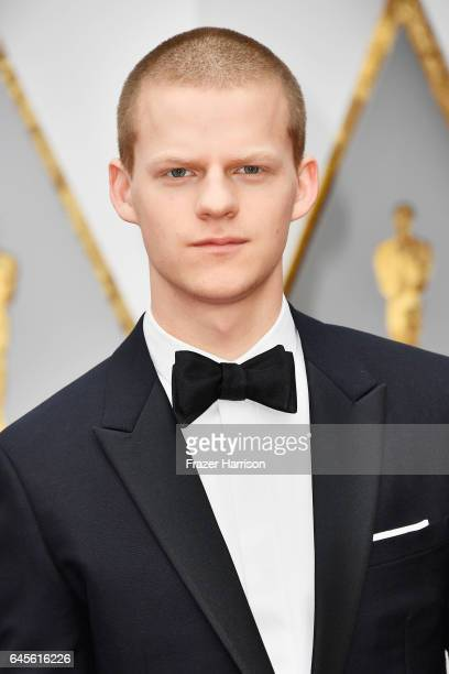 Actor Lucas Hedges attends the 89th Annual Academy Awards at Hollywood Highland Center on February 26 2017 in Hollywood California