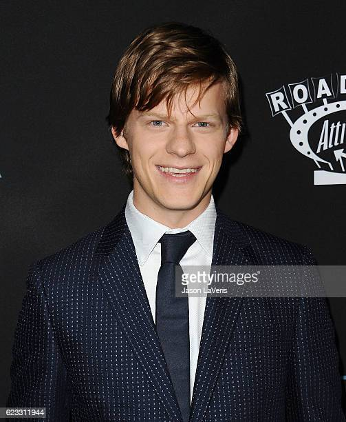 Actor Lucas Hedges attends the premiere of 'Manchester by the Sea' at Samuel Goldwyn Theater on November 14 2016 in Beverly Hills California