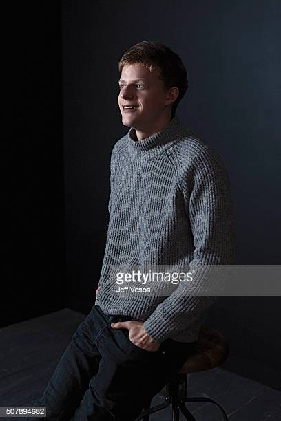 Actor Lucas Hedges 'Manchester by the Sea' poses for a portrait at the 2016 Sundance Film Festival on January 24 2016 in Park City Utah