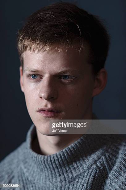 Actor Lucas Hedges of 'Manchester by the Sea' poses for a portrait at the 2016 Sundance Film Festival on January 24 2016 in Park City Utah