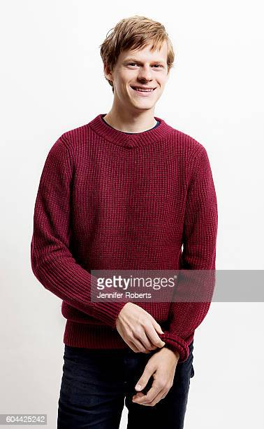 Actor Lucas Hedges of 'Manchester by the Sea' poses for a portrait at the Toronto International Film Festival on September 12 2016 in Toronto Ontario