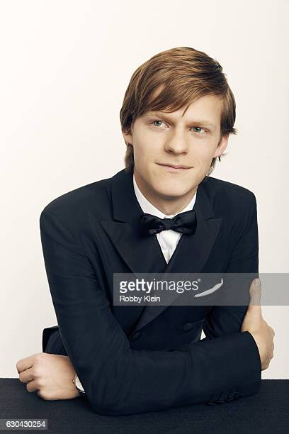 Actor Lucas Hedges poses for a portrait during the 2016 Critics Choice Awards on December 11 2016 in Santa Monica California