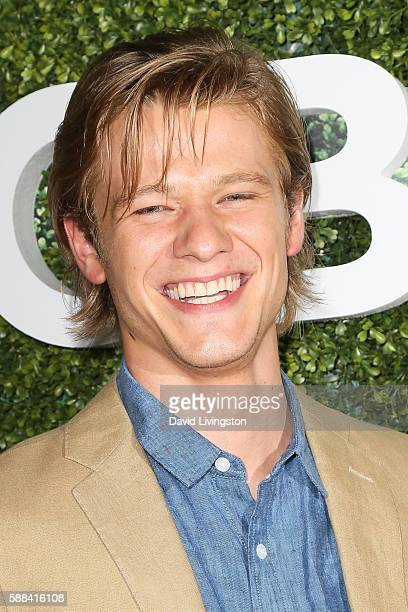 Actor Lucas Till arrives at the CBS CW Showtime Summer TCA Party at the Pacific Design Center on August 10 2016 in West Hollywood California
