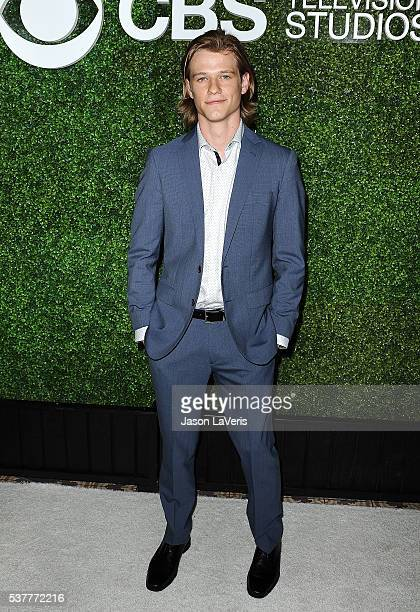 Actor Lucas Till attends the 4th annual CBS Television Studios Summer Soiree at Palihouse on June 2, 2016 in West Hollywood, California.