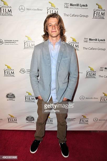 Actor Lucas Till attends the Catalina Film Festival on September 25 2015 in Avalon California