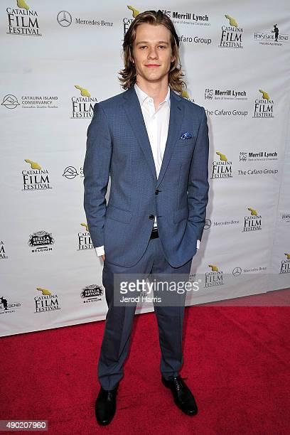 Actor Lucas Till attends the Catalina Film Festival on September 26 2015 in Avalon California