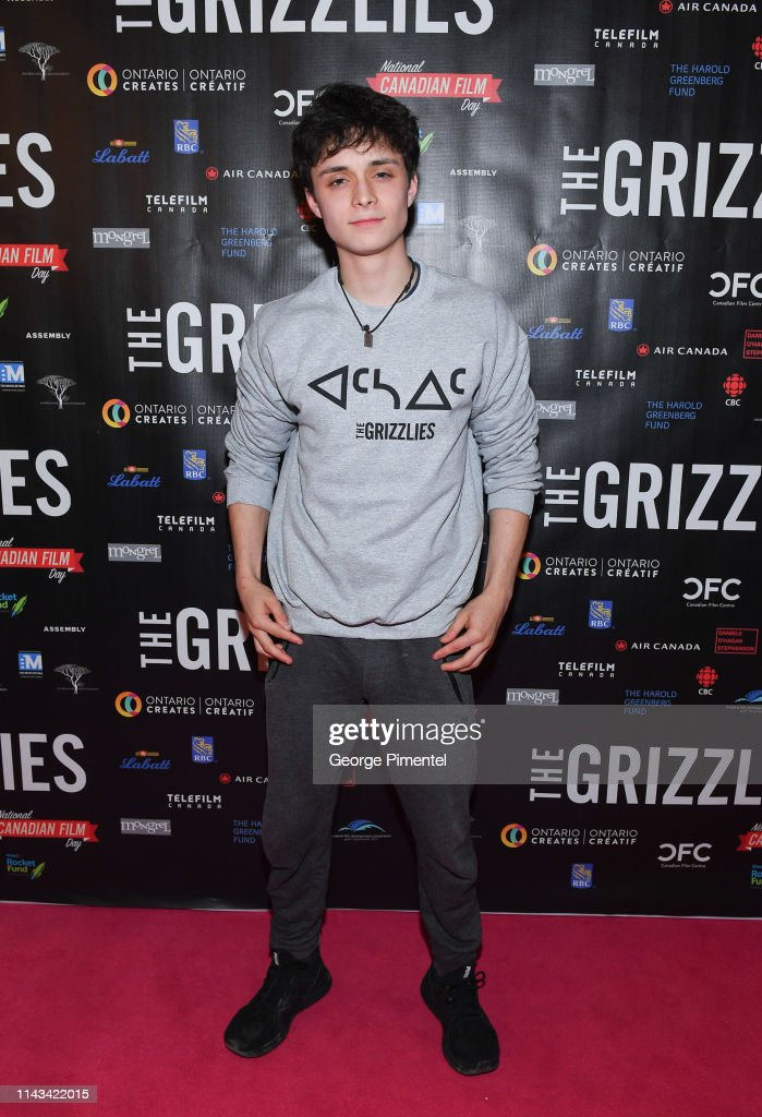 """""""The Grizzlies"""" Premiere And After Party : News Photo"""