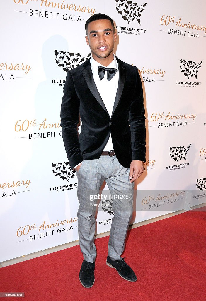 The Humane Society Of The United States 60th Anniversary Benefit Gala
