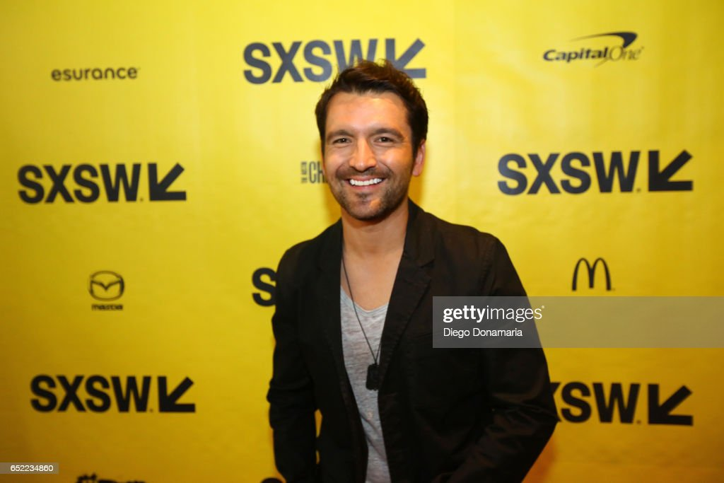 Actor Luis Bordonada attends the premiere of 'La Barracuda' during 2017 SXSW Conference and Festivals at Stateside Theater on March 11, 2017 in Austin, Texas.