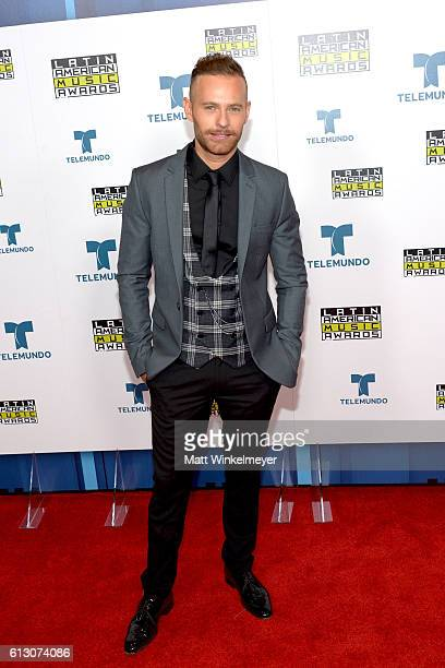 Actor Luis Ernesto Franco attends the 2016 Latin American Music Awards at Dolby Theatre on October 6 2016 in Hollywood California