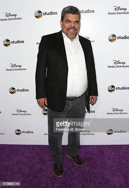 Actor Luis Guzman attends Disney Media Disribution International Upfronts at Walt Disney Studios on May 17 2015 in Burbank California