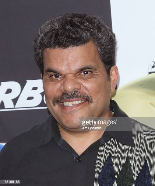 """Actor Luis Guzman attends the """"Turbo"""" New York Premiere at AMC Loews Lincoln Square on July 9, 2013 in New York City."""