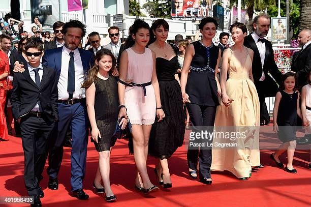 Actor Luis Huilca producer Carlo CrestoDina MariaStella Morrow actors Maria Alexandra Lungu Director Alice Rohrwacher actors Alba Rohrwacher Sam...
