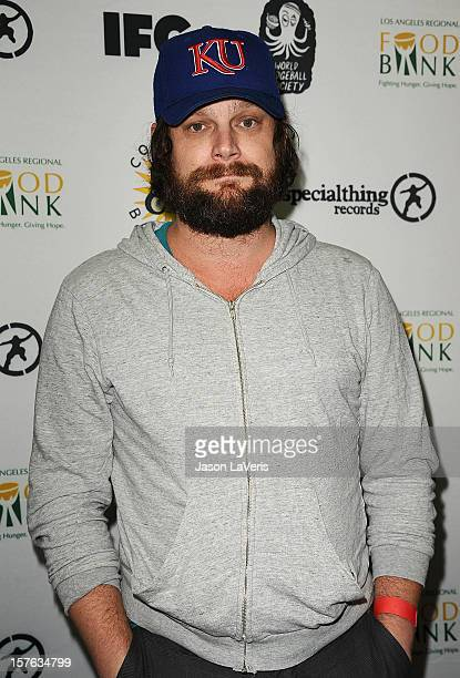 """Actor Luka Jones attends IFC's """"2012 Comedy Bang Bang Nativity Pageant"""" Holiday Comedy Show benefiting the LA Regional Food Bank at The Ricardo..."""