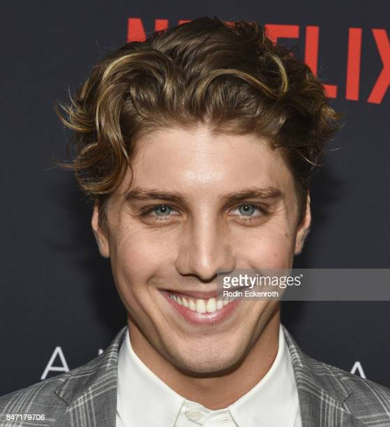 Actor Lukas Gage attends the premiere of Netflix's American Vandal at ArcLight Hollywood on September 14 2017 in Hollywood California