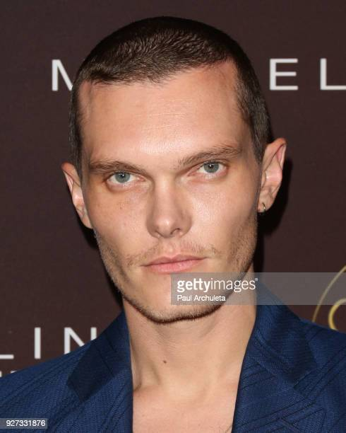 Actor Luke Baines attends People's 'Ones To Watch' party at NeueHouse Hollywood on October 4, 2017 in Los Angeles, California.