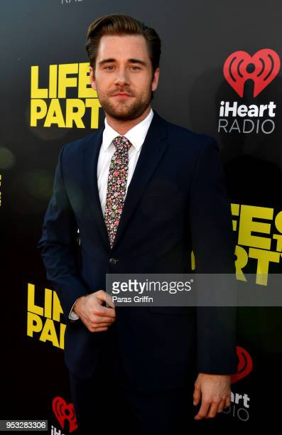 Actor Luke Benward attends Life Of The Party World Premiere at AMC Tiger 13 on April 30 2018 in Opelika Alabama