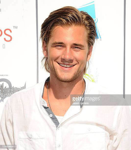 Actor Luke Benward attends Variety's 7th annual Power of Youth event at Universal Studios Hollywood on July 27 2013 in Universal City California
