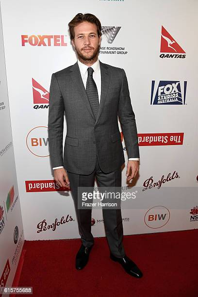 Actor Luke Bracey attends Australians In Film's 5th Annual Awards Gala at the NeueHouse Hollywood on October 19 2016 in Los Angeles California