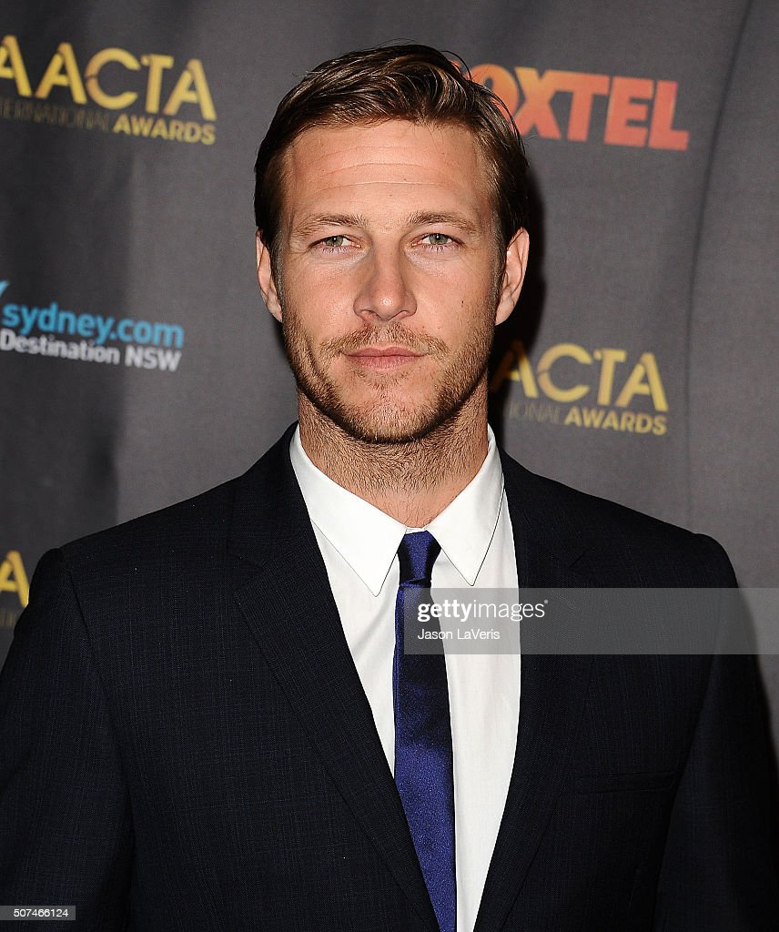 Actor Luke Bracey attends the AACTA International Awards at Avalon Hollywood on January 29, 2016 in Los Angeles, California.