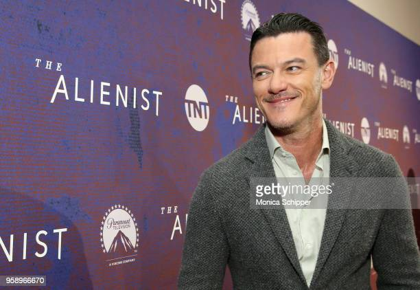Actor Luke Evans attends The Alienist FYC Event at the 92nd Street Y on May 15 2018 in New York City