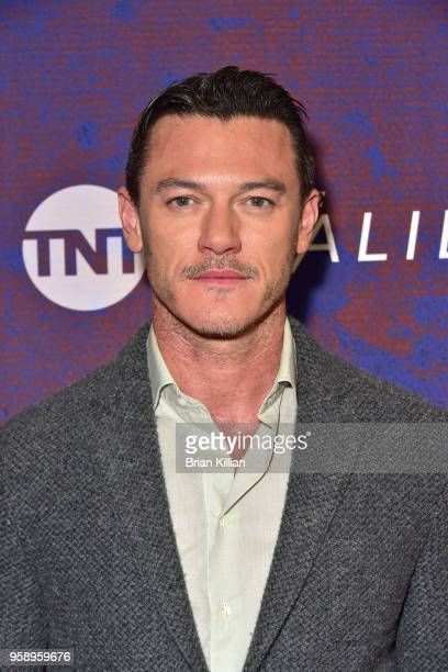 """Actor Luke Evans attends the Emmy For Your Consideration - """"The Alienist"""" at 92nd Street Y on May 15, 2018 in New York City."""