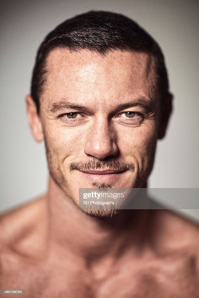 Luke Evans, Self assignment, November 27, 2012