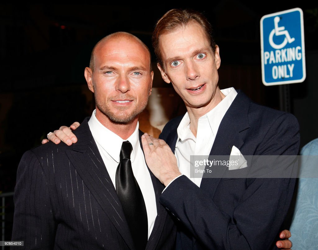 "Luke Goss Hosts After Party For World Premiere Screening of ""TEKKEN"""