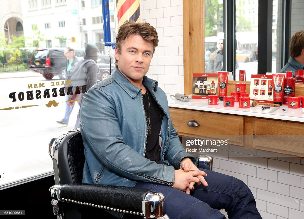 Old Spice & Actor Luke Hemsworth Team Up To Teach Guys How to Get A HAIR Of Confidence