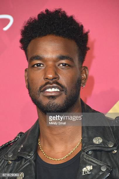 Actor Luke James attends the 2016 Soul Train Music Awards at the Orleans Arena on November 6 2016 in Las Vegas Nevada