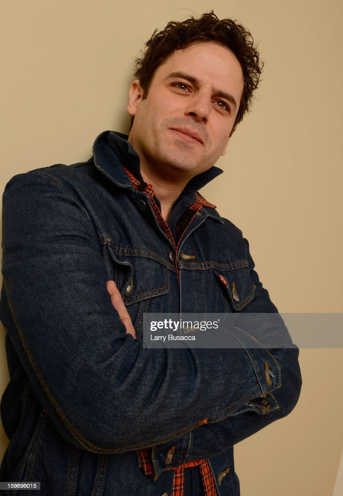 Actor Luke Kirby poses for a portrait during the 2013 Sundance Film Festival at the Getty Images Portrait Studio at Village at the Lift on January 18, 2013 in Park City, Utah.