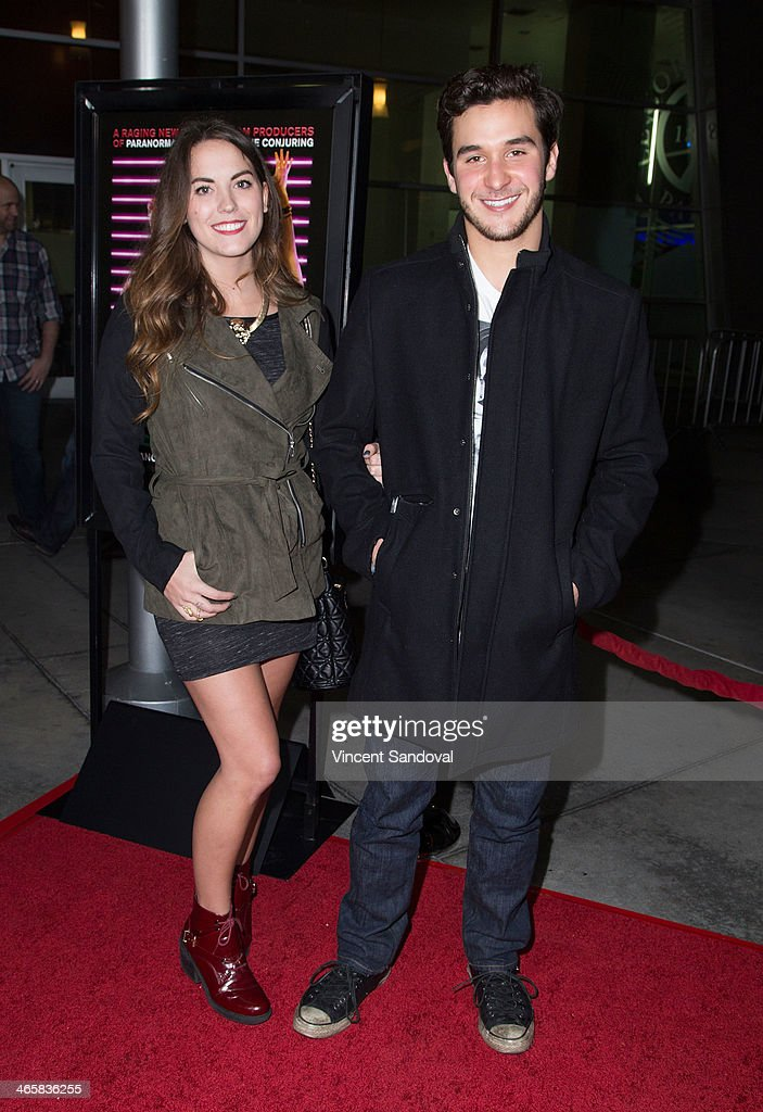 """Best Night Ever"" - Los Angeles Premiere - Arrivals"
