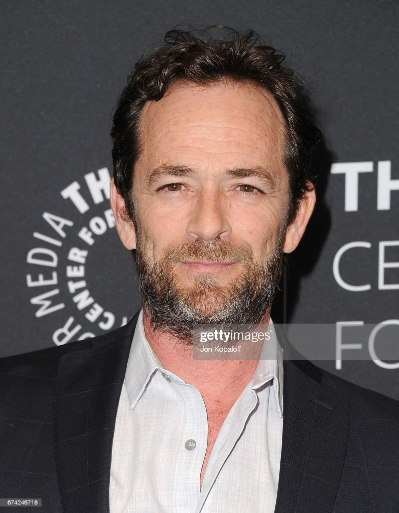 Actor Luke Perry arrives at the 2017 PaleyLive LA Spring Season 'Riverdale' Screening And Conversation at The Paley Center for Media on April 27, 2017 in Beverly Hills, California.