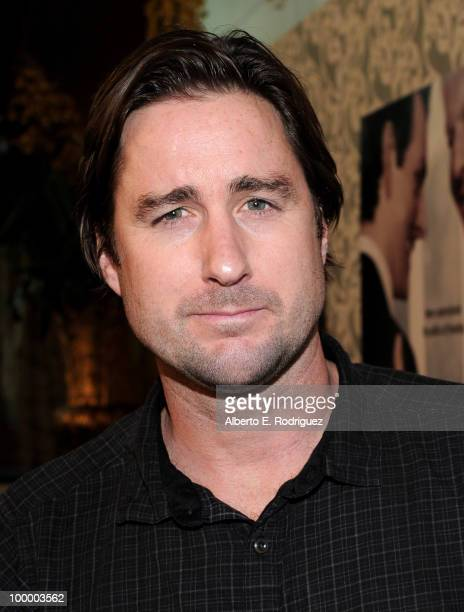 Actor Luke Wilson arrives at the Los Angeles premiere of HBO Films' The Special Relationship at the DGA Theater on May 19 2010 in Los Angeles...