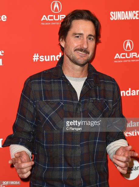 Actor Luke Wilson attends the 'Arizona' Premiere during 2018 Sundance Film Festival at Egyptian Theatre on January 20 2018 in Park City Utah