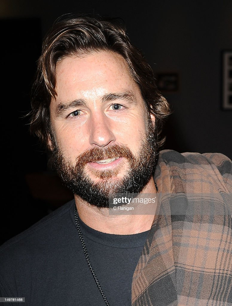 Actor Luke Wilson attends the 'Move Me Brightly' 70th Birthday Tribute for Jerry Garcia at TRI Studios on August 3, 2012 in San Rafael, California.